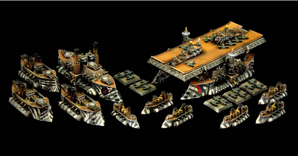 Kingdom Of Britannia Naval Battle Group The Dystopian