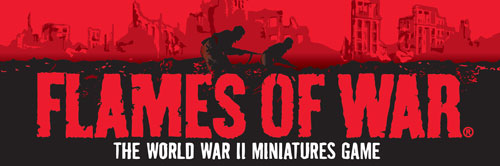 Flames of War Logo