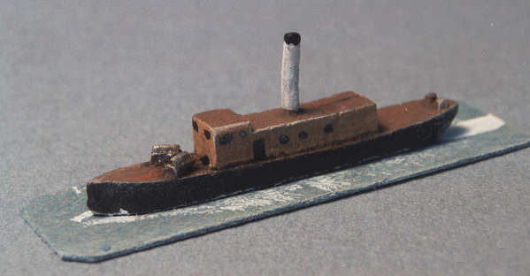 ACW Naval - American Civil War - Historical - Miniatures