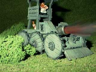 25mm Dwarf War Machine (Click to Enlarge)