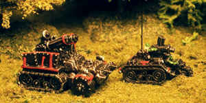 Ork Flakwagon