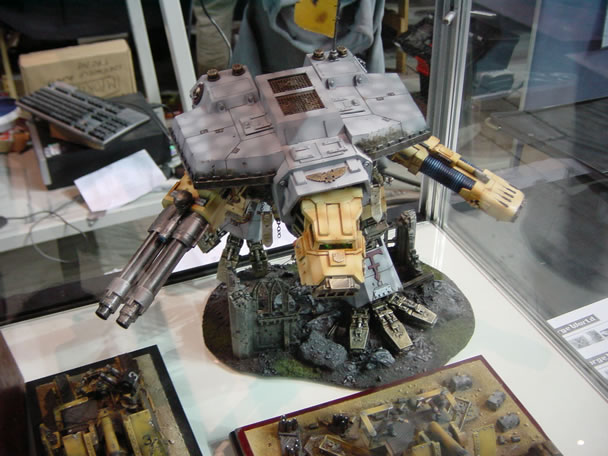 Forgeworld Warhound Titan