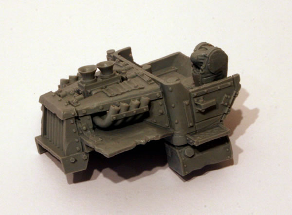 Ork Trukk the new version