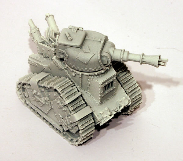 Forge World Grot Tank Jimbo S Workbench