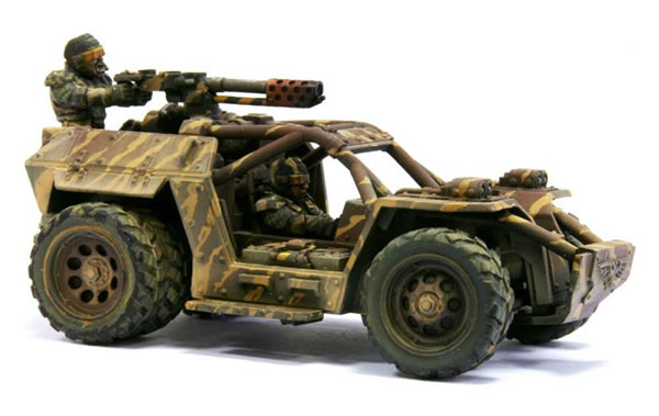 Elysian Tauros Assault Vehicle