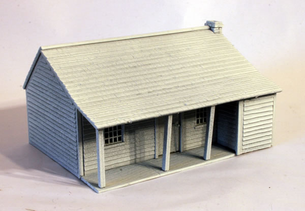 Perry Miniatures North American Farmhouse