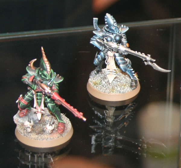 Dark Eldar at GamesDay 2010.