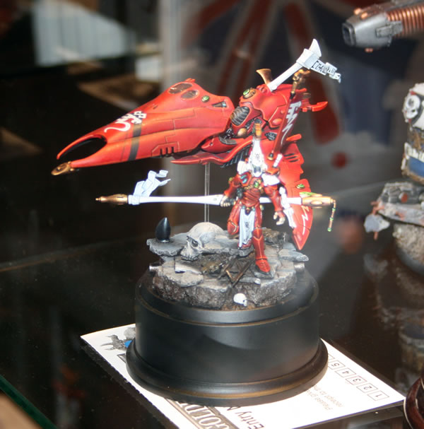 Autarch On Jetbike Conversion