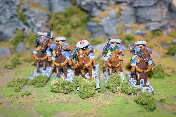 Imperial Guard Rough Riders