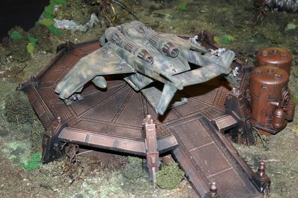 Warhammer 40k Forge World Anphelion Base