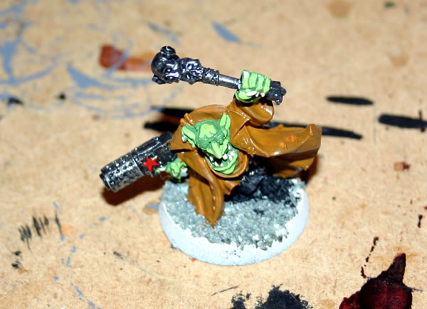 Grot Rebel Leader
