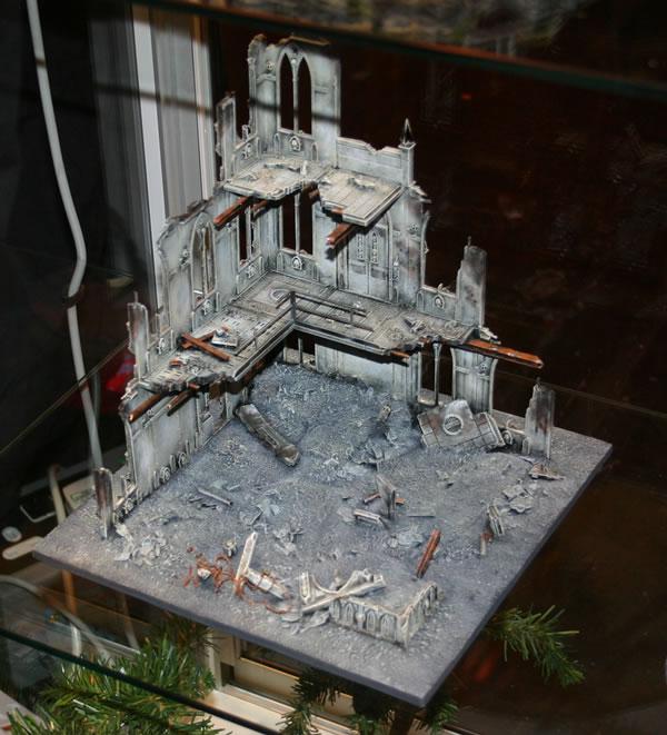 Warhammer 40k Cities Of Deathscenery Gallery
