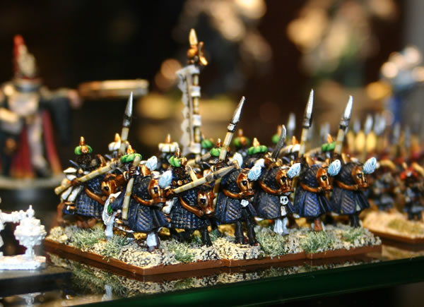 Warmaster Araby Miniatures