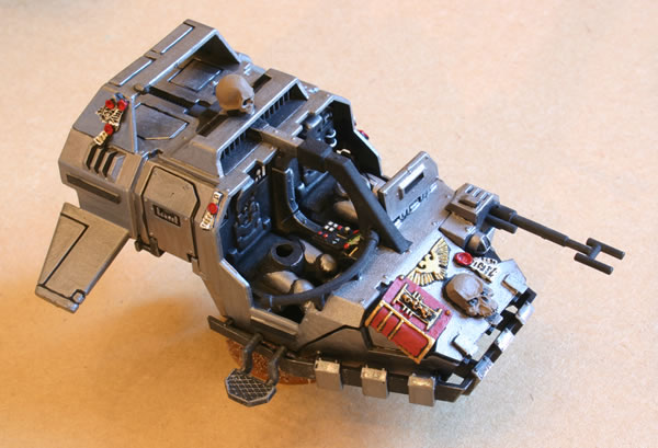 Grey Knights Land Speeder