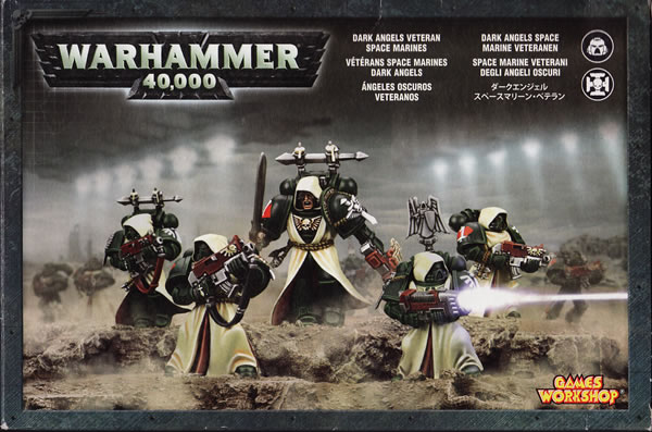 Dark Angels Boxed Set