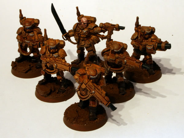 Inquisitorial Stormtroopers