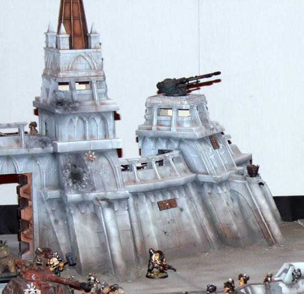 Warhammer 40k Imperial Scenery Gallery