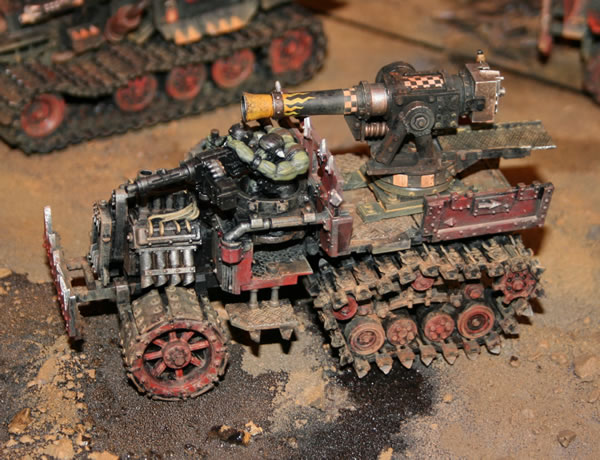 Forgeworld Ork KilKannon
