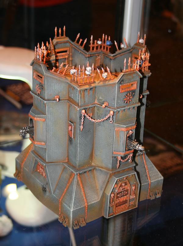 Warhammer 40K Forge World Anphelion Base