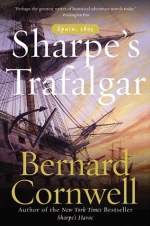 Sharpe's Tralfalgar Cover