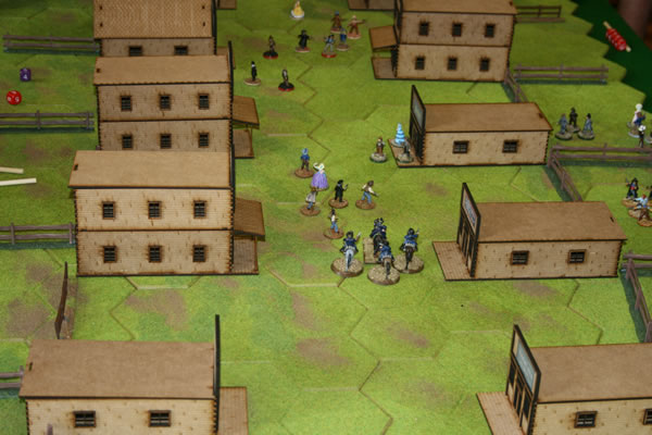 Old West game at Attack 2011