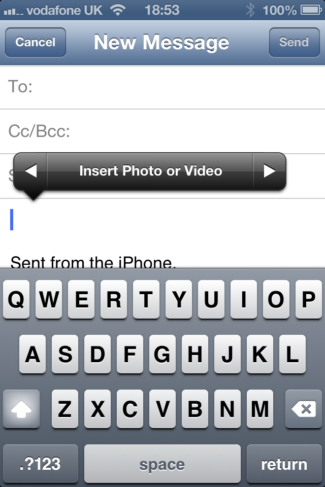 iphone my videos how to put camera roll